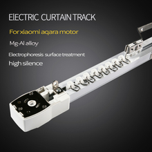 Customizable Super Quite silence Electric Curtain Track for xiaomi Aqara /KT82,DT82 Curtain Motor for smart home For Russia