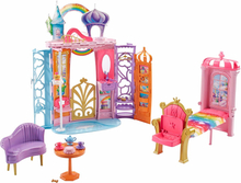 Barbie Dreamtopia Portable Castle FTV98