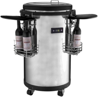 Sandberg Party Cooler 50 liter (Rostfri)
