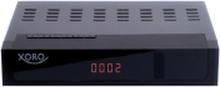Xoro HRK 7672 TWIN, Kabel, Fuld HD, DVB-C, 1920 x 1080 pixel, 1080p, AVI,MKV,MP4,MPG,TS