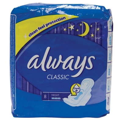 Always Classic Night With Wings 8 stk