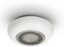 Housegard Firephant Optisk røykvarsler Stål/Hvit