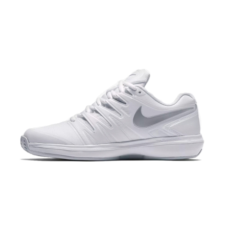 Nike Air Zoom Prestige Women White/Silver Clay/Padel 36