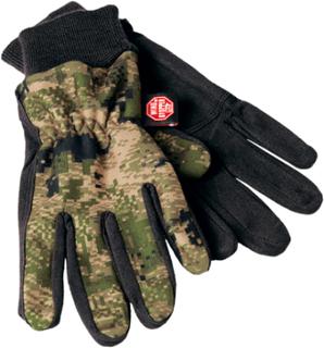 Handske Härkila Q Fleece Optifade Camo