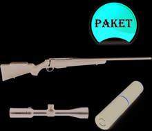 Tikka T3x Lite Adjustable Paket