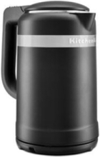 Vedenkeitin 5KEK1565EBM Design Collection - Matte Black - Musta - 2400 W