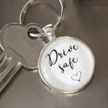 Nyckelring, Drive safe