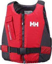 Helly Hansen Rider Vest red/ebony 30/40kg 2019 Flytvästar