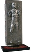 Diamond Select Star Wars Collectors Gallery Han Solo Carbonite 8in Statue