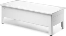 Gustavsberg GB2164160100 Halvfrontsstativ 1600 x 700 mm