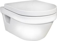 Gustavsberg 5G84 Toalettstol med hård sits