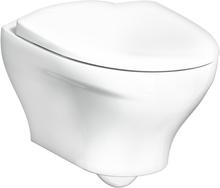 Gustavsberg Estetic 8330 Toalettstol vit