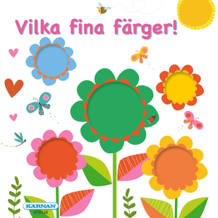 Egmont KärnanVilka Fina Färger!