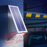 PIR solarspotlight med LED-teknologi