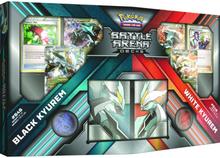 Pokémon Pokemon Battle Arena Decks: Black vs. White Kyurem Box Cards Kort