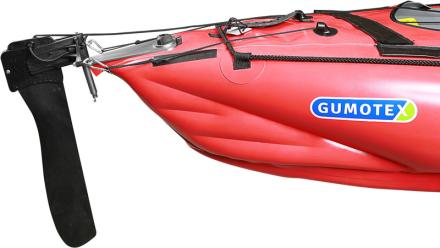 GUMOTEX Seawave sort 2017 Tilbehør til gummibåde