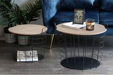 Lifa Living Set van 2 Bijzettafels Lennart