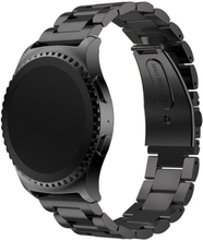 Huawei watch 2 klokkereim av rustfritt stål - svart