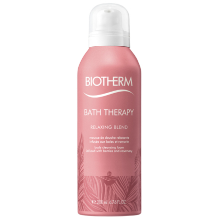 Biotherm Bath Therapy Relaxing Blend Cleansing Foam - 200 ml
