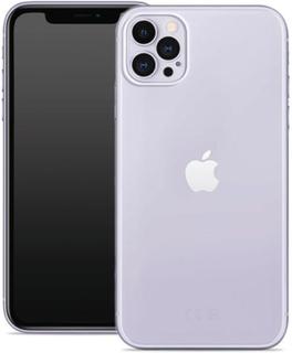 Iphone 12 Pro Max Skal - Genomskinligt Tunt Skal Transparent