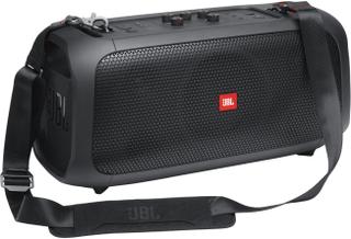 JBL PartyBox On-The-Go Black Bluetooth Højttaler