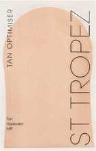 St. Tropez Tan Optimiser Tan Applicator Velvet Luxe Mitt, St. Tropez Brun utan sol