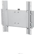 SMS Flatscreen M Unislide, VESA 75x75-400x400, Max:30kg, Silver