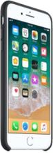 iPhone 7/8 Plus Silicone Case - Black