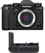 Fujifilm X-T3 Svart + VG-XT3, Fujifilm
