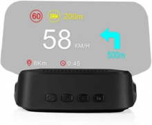 C2 Hastighetsmätare Smart HUD Head-up Display Navigation AI Intelligence