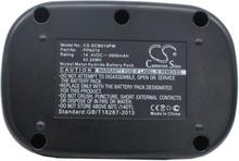 Senco VB0034, 14.4V, 3000 mAh