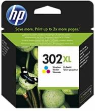 302XL (F6U67AE) originalblekk farge HP