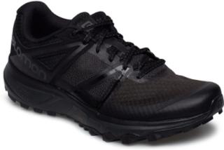Trailster Phantom/Black/Magnet Shoes Sport Shoes Running Shoes Sort Salomon