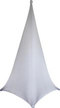 Ibiza Lycra truss sleeve stand 1,6 x 1.2m White