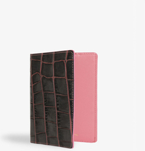 Passport Cover Crocodile