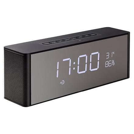 LP-C06 trådløs Desktop høyttalere med klokke
