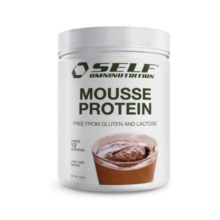 Self Protein Chocolate Mousse 240 g