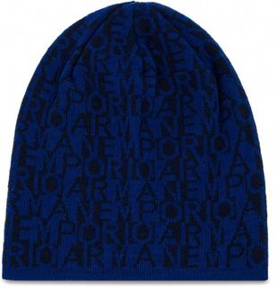 Mössa EMPORIO ARMANI - 404577 8A528 12533 Royal Blue/Dark Blu