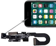 iPhone 7 Framkamera
