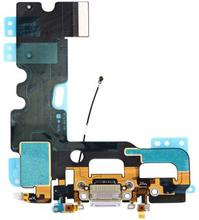 iPhone 7 Laddkontakt med flexkabel (Färg: Grå)