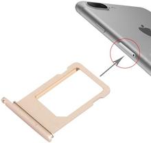 iPhone 7 Plus Simkortshållare (Färg: Guld)