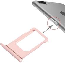 iPhone 7 Plus Simkortshållare (Färg: Roséguld)
