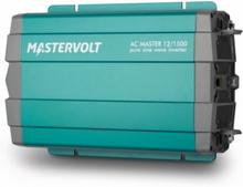 AC Master 12VDC - 200/220/230/240V 1500W Mastervolt inverter