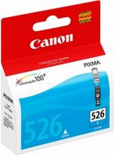 CLI-526C originalblekk Cyan Canon