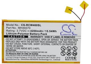 Rca RCT6203W46, 3.7V, 4200 mAh