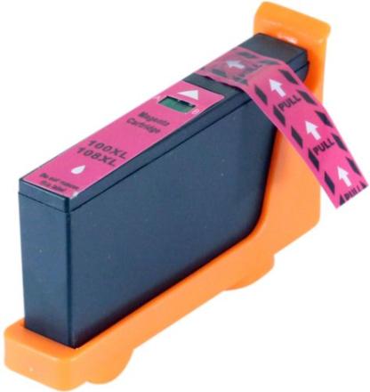 14N0901E (100xl) Blekkpatron magenta for Lexmark