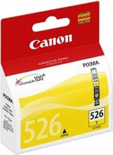 CLI-526Y Originalblekk gul for Canon