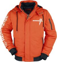 Rammstein - Reise Reise -Vinterjakke - oransje, svart