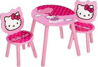 Hello Kitty møbelsæt