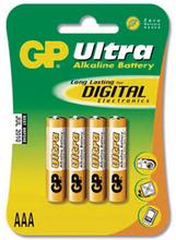 Batteri AAA - 4 stk.